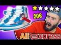 UNBOXING NIKE da 300€ di ALIEXPRESS *esplodono?* - OFFERTE видео