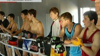 Время местное - Открытая тренировка по тайскому боксу
