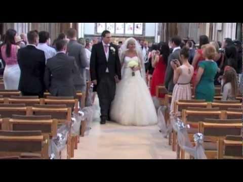 Rachel & Lewis Chelmsford Cathedral Essex Wedding