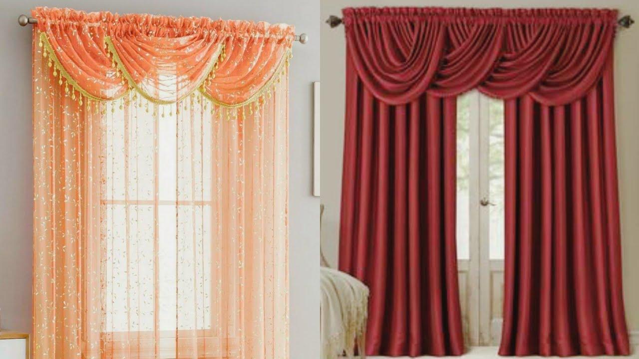 window curtains valance ideas different types of window valance styles