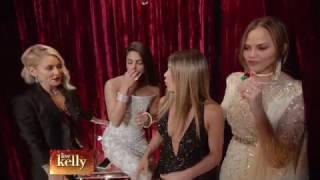 Jennifer Aniston, Chrissy Teigen, Priyanka Chopra, Kelly Ripa Oscars 2017