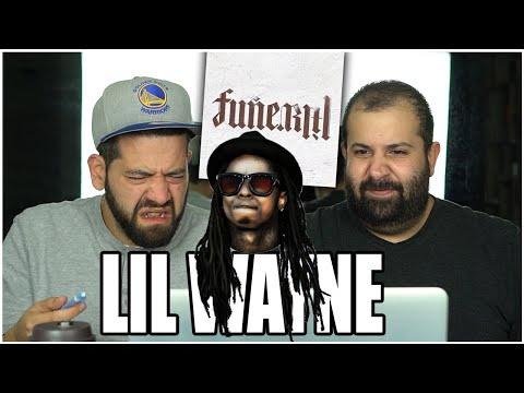 YOU SHADY LIKE 8 MILE!! Music Reaction   Lil Wayne - Mahogany   Funeral Album