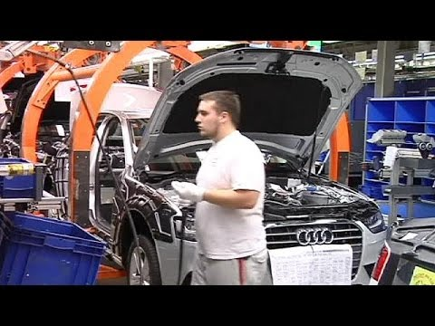 Domestic demand drive German industry orders increase in February - economy