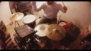 "ROOT DOWN Charlie Patierno  ""drum cover"""