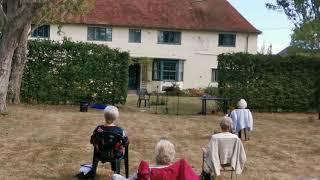 All Saints Garden Service 23rd August 2020