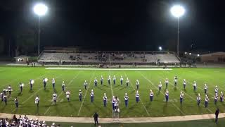 DSJ Marching Band 2019 - Parkway Game - Oct  18th - TV SHOW