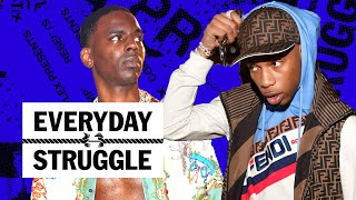 Смотреть клип Young Dolph & Key Glock Talk Dum And Dummer, Memphis Rap Scene & Being Indie | Everyday Struggle