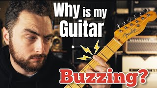 Why Is My Guitar Buzzing? (Fixing Fret Buzz)