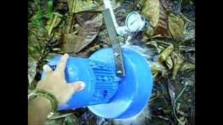 WATER TURBINE PELTON COSTA RICA MYT 802-4 G.wmv