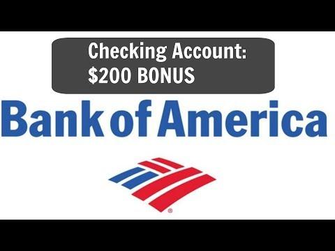 Bank Of America Business Checking Account Review Bonus
