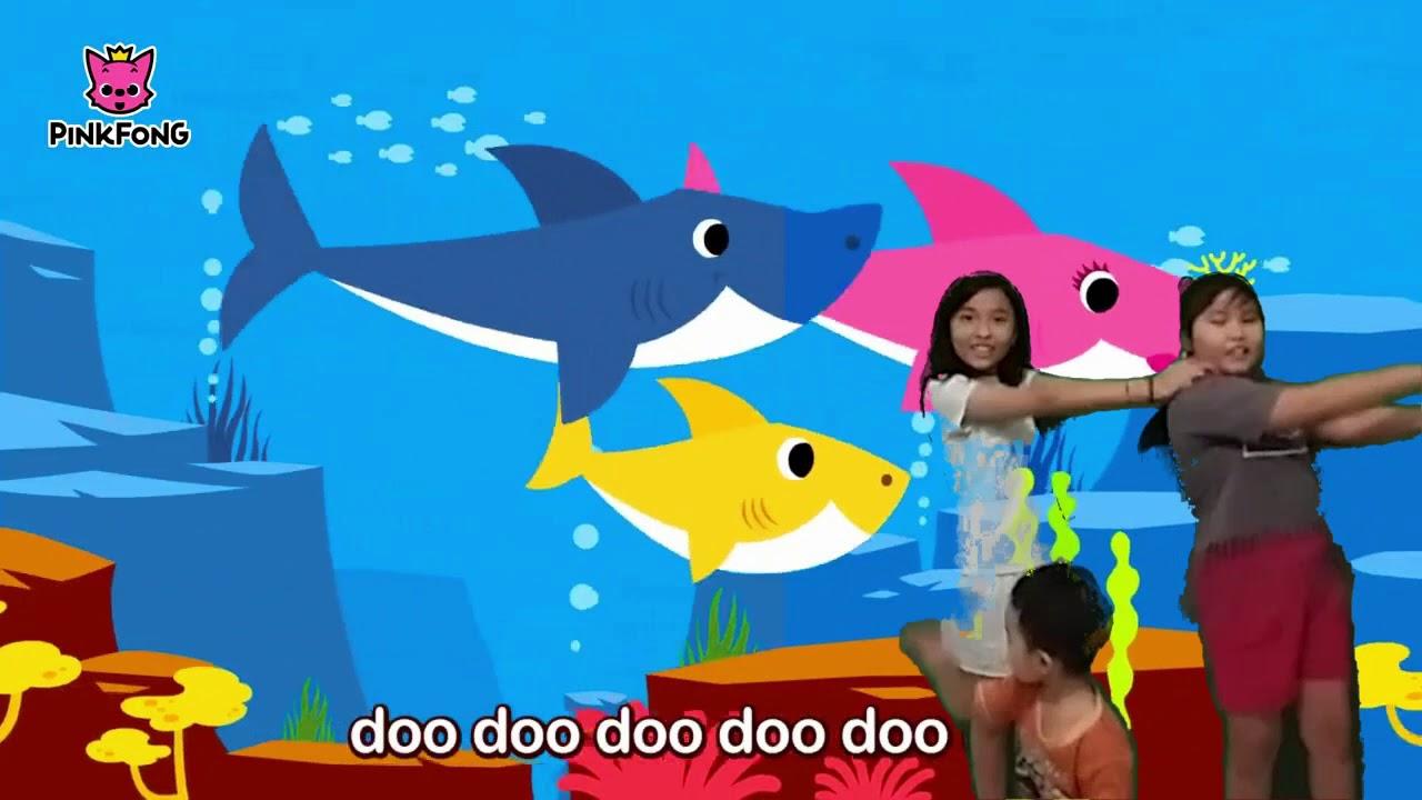 Baby Shark Dance Sing And Dance Animal Songs