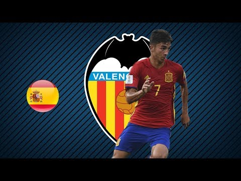 FERRAN TORRES | Valencia | Goals, Skills, Assists | 2017/2018 (HD)