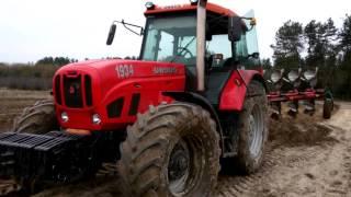 Top 5 najsilniejszych traktorów U-R-S-U-S.