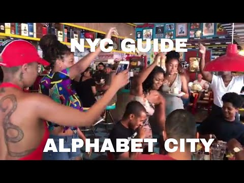 NYC GUIDE: Alphabet City - Best Places To Go