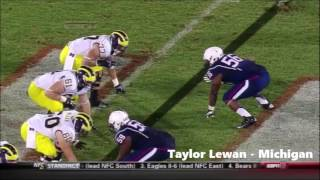 Offensive Line Highlights