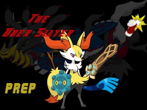 the uber slayer pokemon