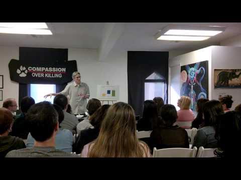 David Robinson Simon discusses MEATONOMICS
