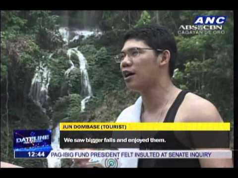 DISCOVER: Sinulom Falls in Cagayan De Oro