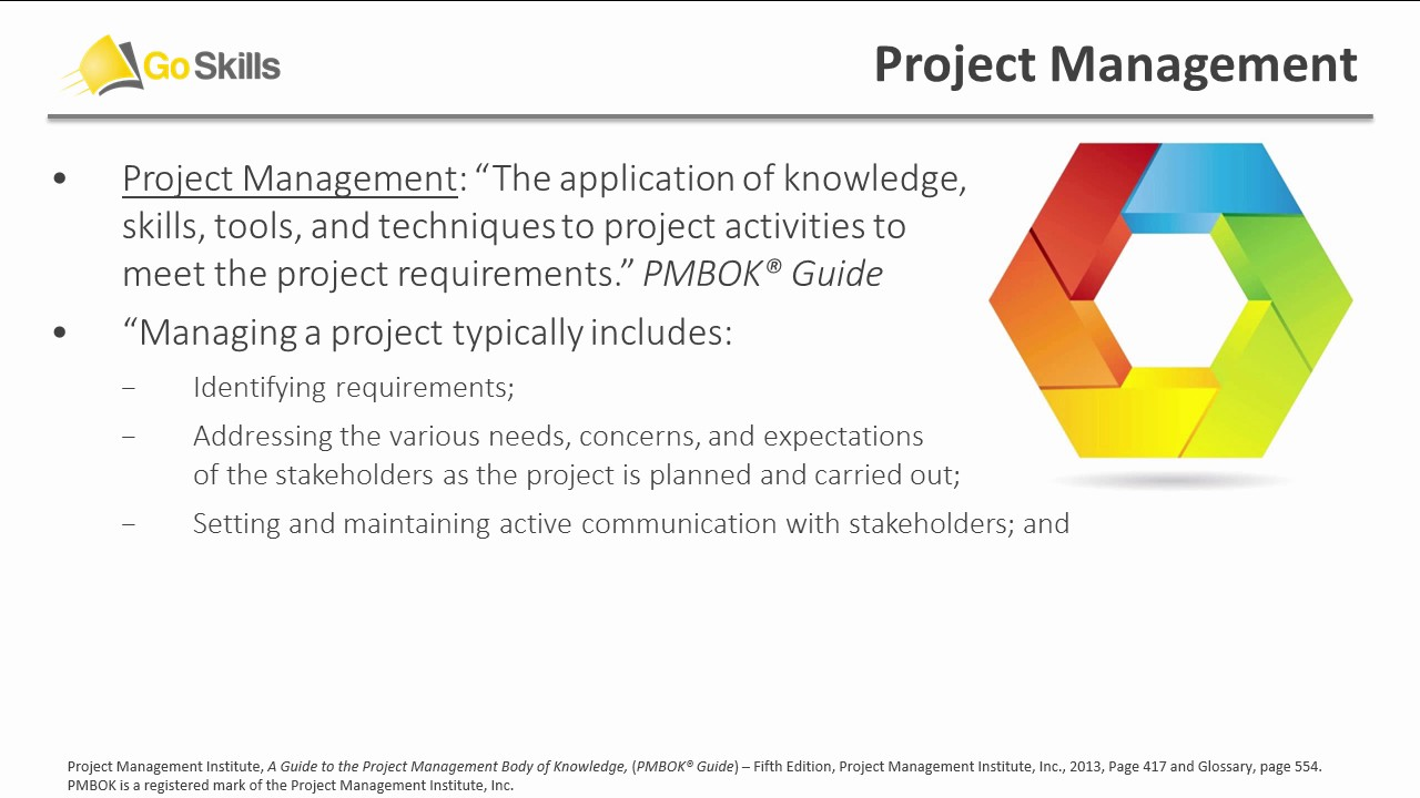 Projects Programs And Portfolio Management Pmp Certification