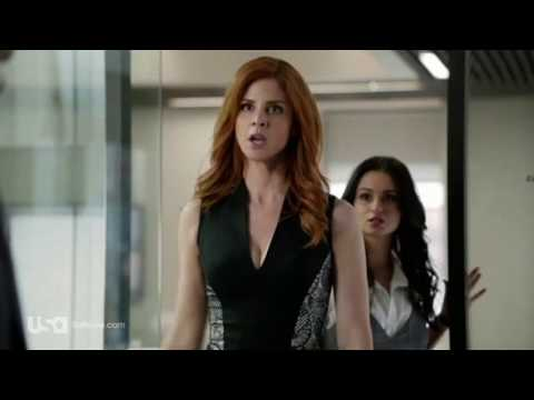 Suits S04E04 - Donna In Mike's Office [ENG Subtitles]