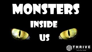 Thrive Church Online, Monsters Inside Us, Part 3, 6-20-21