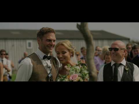 South Milton Barn Wedding Video
