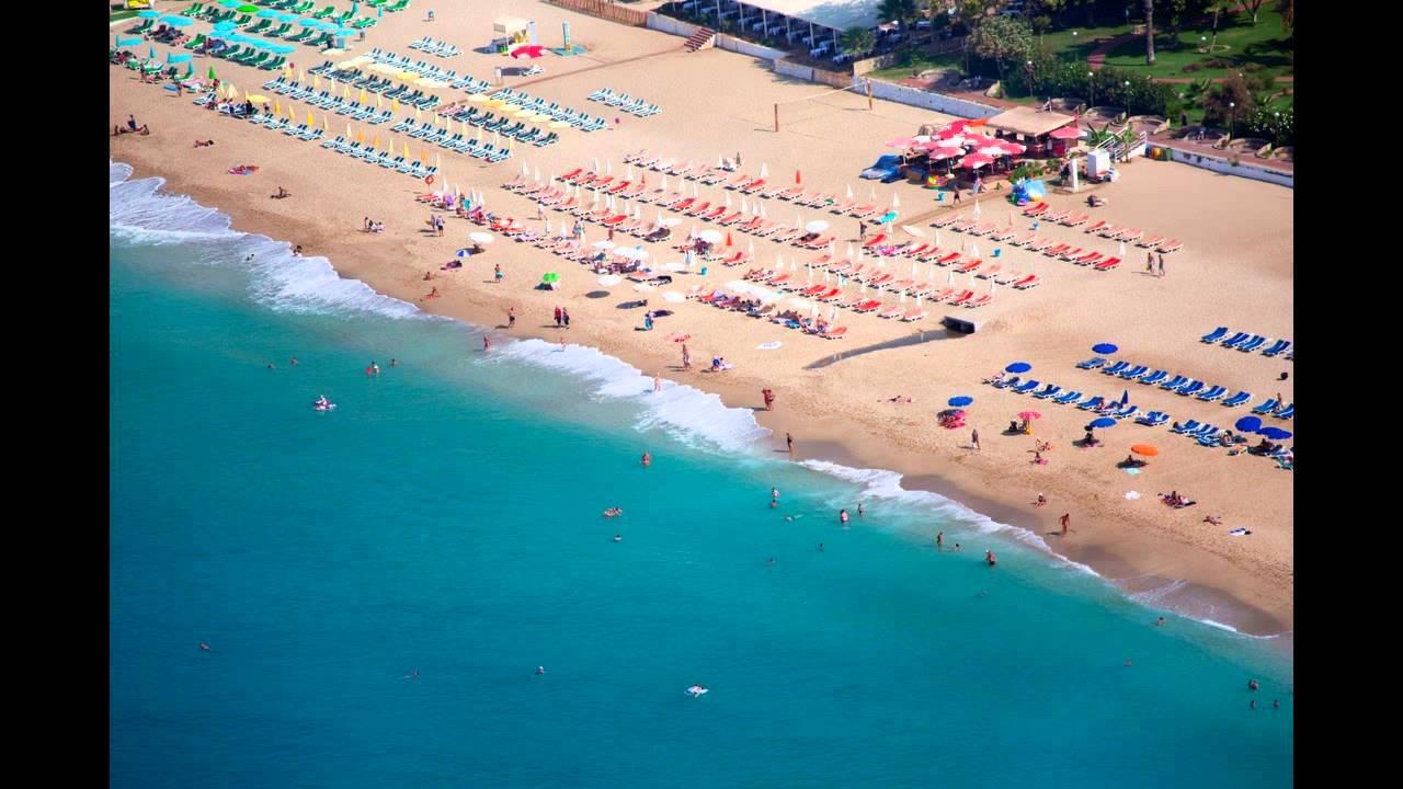 Jiva Beach Resort In Turkey