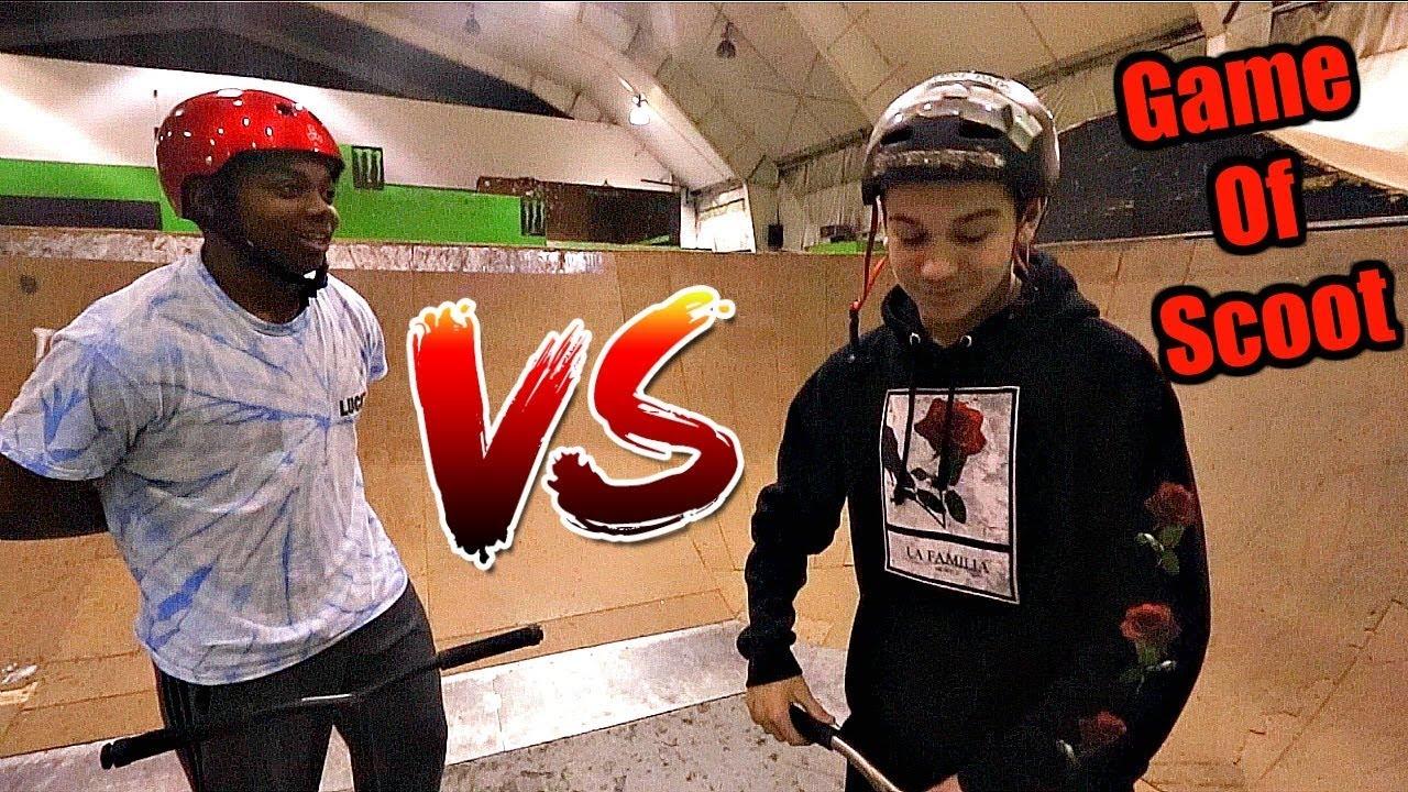 Game Of Scoot Jonmarco Gaydos V S Chunky Youtube