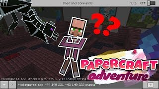 Fire Puppy is GONE?? Papercraft Adventure Bug!