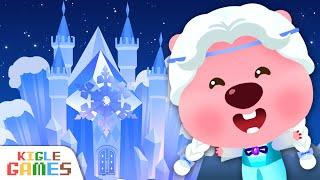 눈의여왕 | 뽀로로 어린이 명작동화 겨울왕국 | KIG…