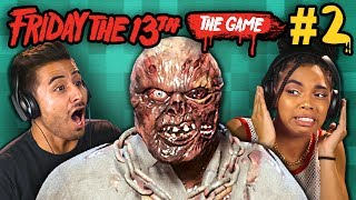 FRIDAY THE 13TH: The HORROR Game #2 (React: Gaming)
