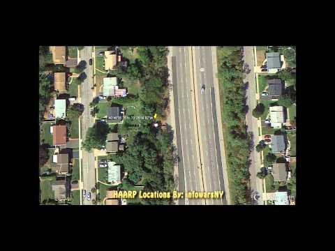 HAARP locations on google earth