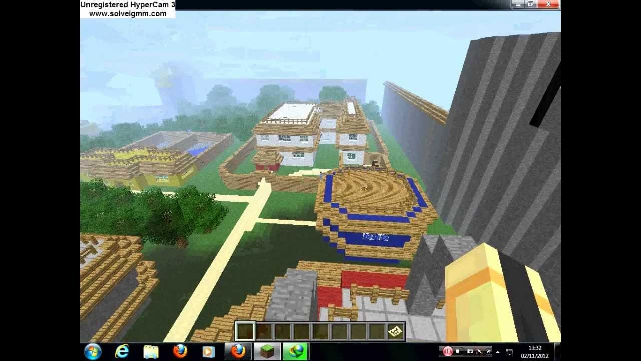 Naruto Maps Minecraft - 0425