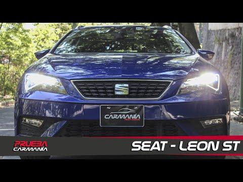 Seat Leon ST A Prueba - CarManía (2019)