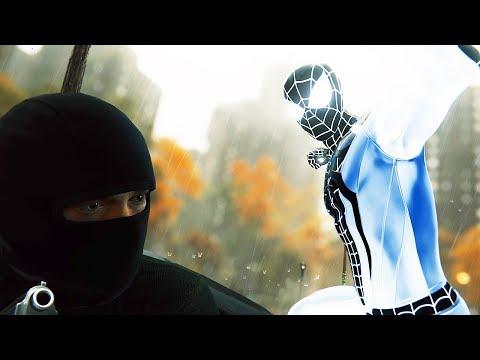 Володя ПРОТИВ ДЕМОНОВ негативный костюм в Человек Паук на PS4 Прохождение Marvel's Spider Man ПС4