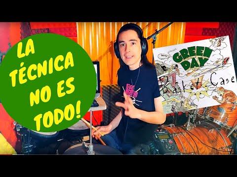 """Análisis: La batería de """"Basket Case"""" de Green Day"""