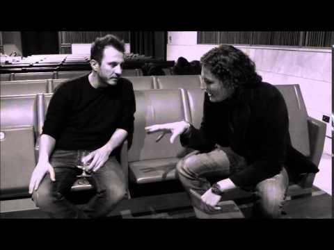 Andrea Graziano intervista sulla libertà di satira Giorgio Montanini 31/01/15