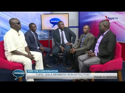 @Debate411 on @Royaltv_Rwanda: EALA Members Ineffective?
