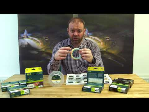 Tackle On Test - RIO Technical Trout Fly Line