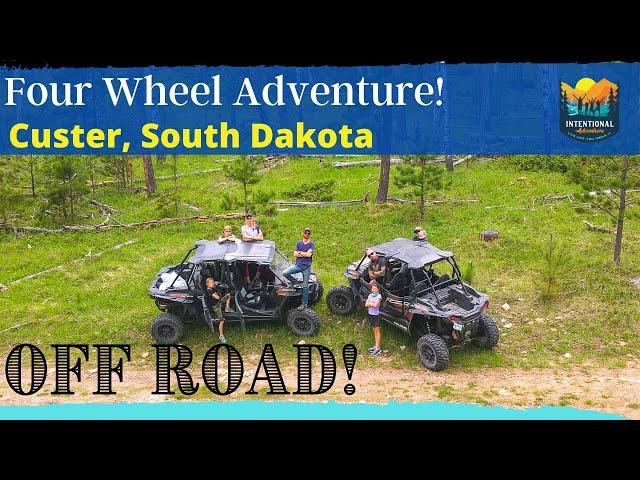 Four Wheel Adventure | South Dakota | RV Travel