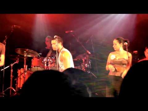 Australian Band Live at Byron Bay Blues Festival