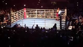 Roy Jones Jr First Round KO 3/28/15