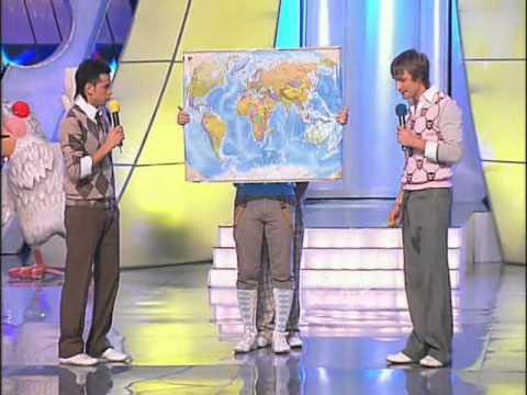 Высшая лига (2007) 1/4 - Станция спортивная - Приветствие