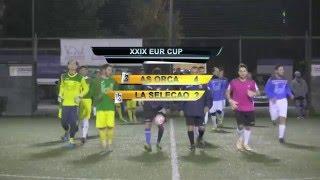 XXIX EUR CUP FINALE