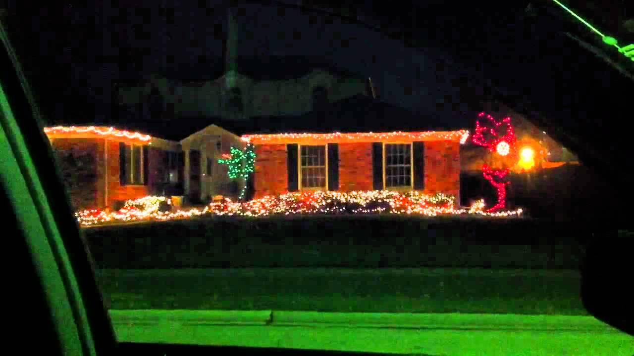 christmas lights to strobe - Strobe Christmas Lights