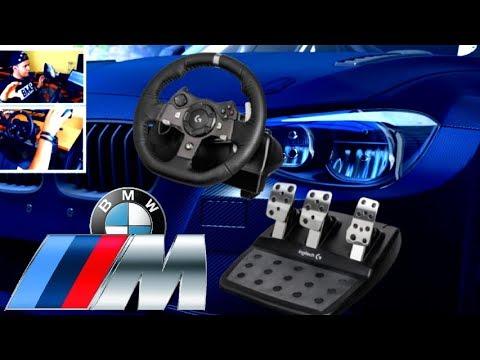 IK HEB EEN RACING WHEEL! *BMW 125i M Sport* (Forza Motorsport 6)