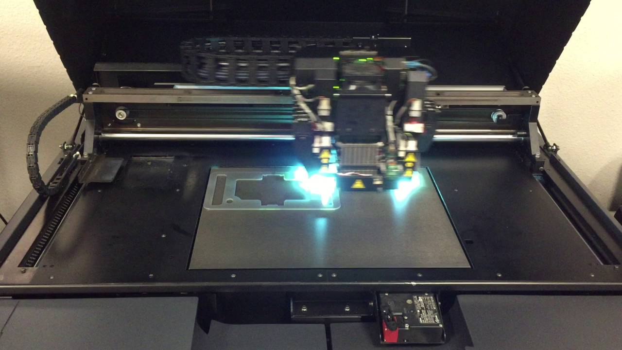Stratasys Objet Eden 500v Polyjet 3d Printer Rapid