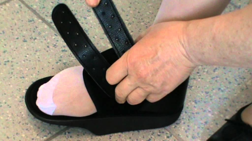 watch 8d31f 2ae0c Istruzioni per calzare la scarpa Talus