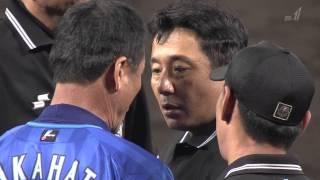 阪神タイガース 今成逆転サヨナラヒット 2014 09 02