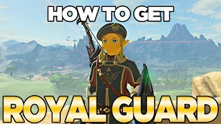 How To Get Royal Guard Armor In Breath Of The Wild The Champions Ballad Austin John Plays Youtube